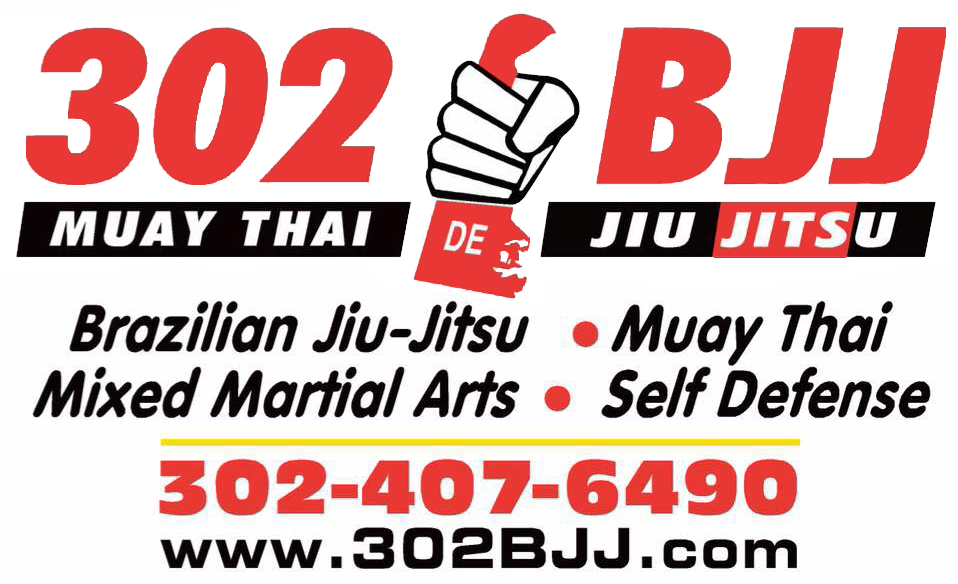 Contact 302 BJJ in New Castle Delaware to Start Training