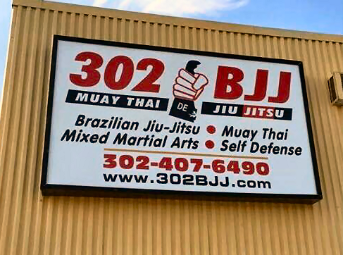302 BJJ Location in Wilmington, Delaware
