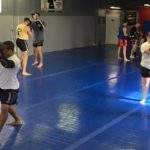 muay thai mornings at 302bjj