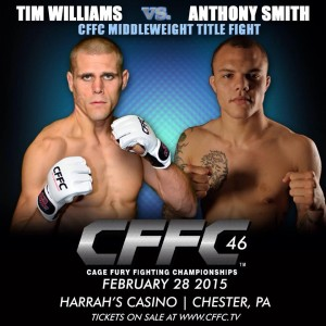 CFFC 46 with Tim Williams