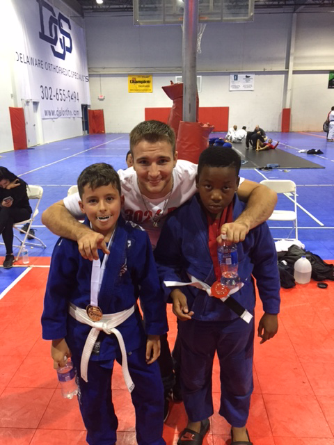 Brazilian Jiu Jitsu Classes for Kids